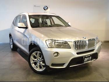 Foto venta Auto Seminuevo BMW X3 xDrive28iA (2013) color Plata Titanium precio $289,000