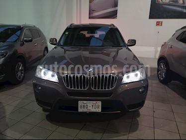 Foto venta Auto Seminuevo BMW X3 xDrive28iA (2012) color Gris Space precio $310,000