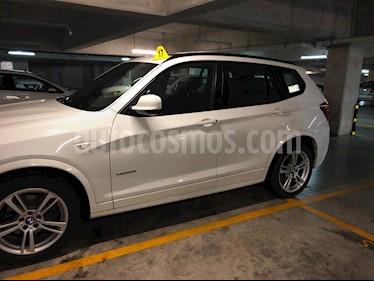 Foto venta Auto Seminuevo BMW X3 xDrive35iA M Sport (2014) color Blanco Alpine precio $400,000