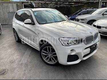 Foto venta Auto Seminuevo BMW X3 xDrive35iA M Sport (2017) color Blanco precio $639,000