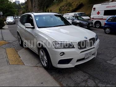Foto venta Auto Seminuevo BMW X3 xDrive35iA Top (2013) color Blanco precio $355,000