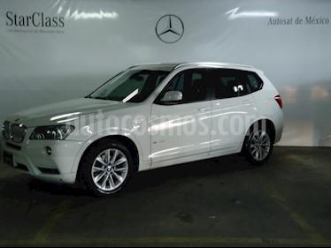 Foto venta Auto Seminuevo BMW X3 xDrive35iA Top (2011) color Blanco precio $299,000