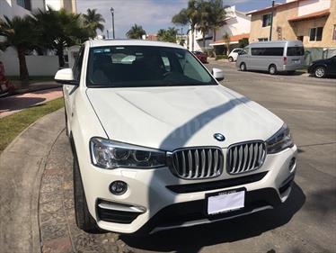 Foto venta Auto usado BMW X4 xDrive28i X Line Aut (2017) color Blanco Mineral precio $675,000