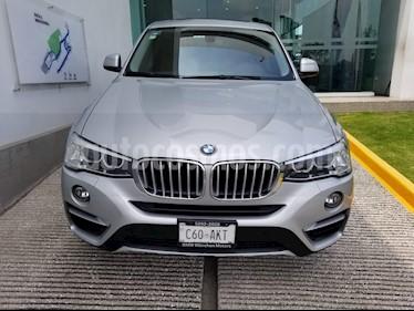 Foto venta Auto Seminuevo BMW X4 xDrive28i X Line Aut (2017) color Plata precio $555,000