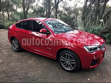 Foto venta Auto usado BMW X4 xDrive35i M Sport Aut (2017) color Rojo Melbourne precio $700,000