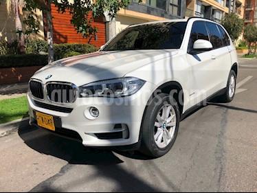 Foto venta Carro Usado BMW X5 2014 (2014) color Blanco precio $132.000.000