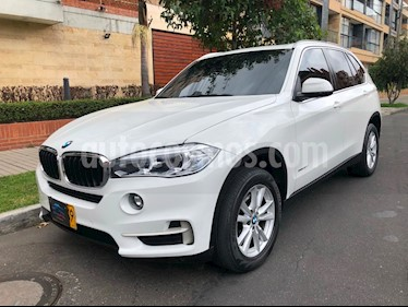 Foto venta Carro Usado BMW X5 2016 (2016) color Blanco precio $178.500.000