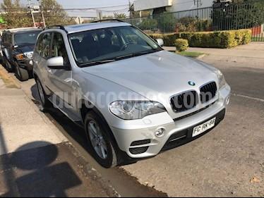 BMW X5 30iA Diesel  usado (2013) color Plata precio $21.500.000