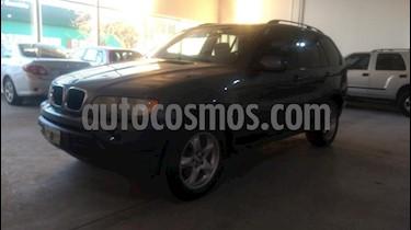 Foto venta Auto Usado BMW X5 3.0iA Executive (2001) color Gris Oscuro precio $460.000
