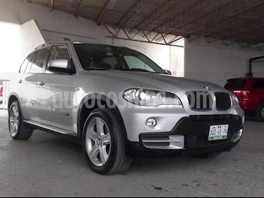 Foto venta Auto Usado BMW X5 3.0si Premium (2008) color Gris Plata  precio $149,000