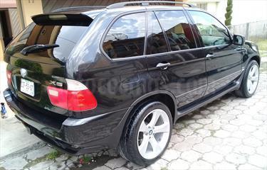 Foto venta Auto Usado BMW X5 4.4ia Formula 1 (2003) color Negro Profundo precio $99,900