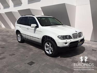 Foto venta Auto Seminuevo BMW X5 4.4ia Lujo (2006) color Blanco precio $200,000