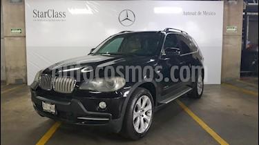 Foto venta Auto usado BMW X5 4.8i Premium 7 Asientos (2009) color Negro precio $185,000
