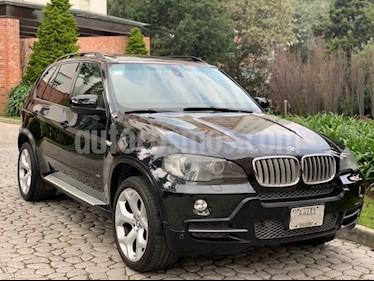 Foto venta Auto Seminuevo BMW X5 4.8i Premium (2009) color Negro Zafiro precio $262,000