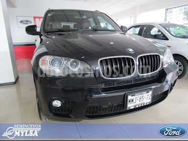 Foto venta Auto Seminuevo BMW X5 xDrive 35ia M Sport (2013) color Azul precio $420,000