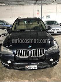 Foto venta Auto usado BMW X5 xDrive 40d Paquete M (2008) color Azul precio u$s17,000