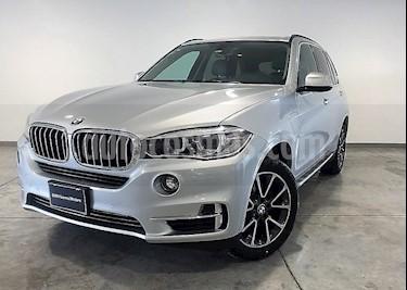 Foto venta Auto Usado BMW X5 xDrive 40e Excellence (Hibrido) (2016) color Plata Hielo precio $753,001