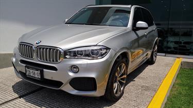 Foto venta Auto Seminuevo BMW X5 xDrive 50ia M Sport (2017) color Plata Hielo precio $898,500