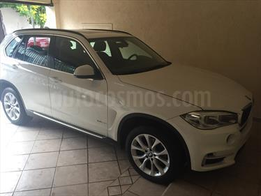 Foto venta Auto Seminuevo BMW X5 xDrive35iA (2014) color Blanco Mineral precio $595,000