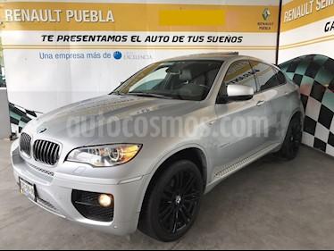 Foto venta Auto usado BMW X6 xDrive 35i (2014) color Plata precio $635,000