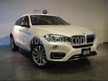 Foto venta Auto Seminuevo BMW X6 xDrive 35iA Extravagance (2018) color Blanco Alpine precio $879,000