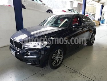 Foto venta Auto Usado BMW X6 xDrive 35ia M Performance (2018) color Azul precio $959,900