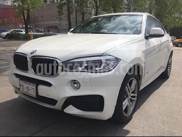 Foto venta Auto Seminuevo BMW X6 xDrive 35iA M Sport (2018) color Blanco precio $938,000