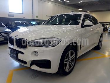 Foto venta Auto Seminuevo BMW X6 xDrive 35iA M Sport (2018) color Blanco precio $950,000