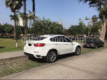 BMW X6 xDrive 50i Paquete M usado (2015) color Blanco precio u$s45,000