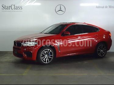 Foto venta Auto Seminuevo BMW X6 xDrive 50iA M Sport (2015) color Rojo precio $1,199,000