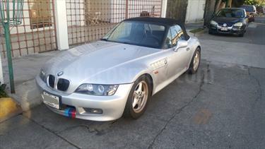 Foto venta Auto Seminuevo BMW Z3 Convertible, Man. 5 Vel., 1.9 L (1997) color Gris Plata  precio $98,000