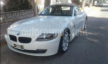 Foto venta Auto Usado BMW Z4 3.0si Roadster Premium (2008) color Blanco precio $1.050.000