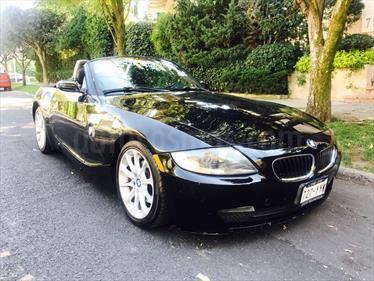 Foto venta Auto Seminuevo BMW Z4 3.0si Roadster (2007) color Negro precio $215,000