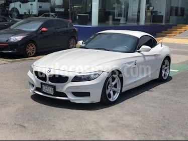 Foto venta Auto Seminuevo BMW Z4 sDrive 20i M Sport (2013) color Blanco precio $489,900