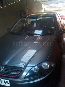 Foto venta Auto usado Brilliance FSV  1.5L Comfortable (2014) color Gris Olivo precio $4.500.000