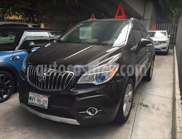 Foto venta Auto Seminuevo Buick Encore CXL Premium (2015) color Marron precio $325,000