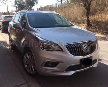 Foto venta Auto Usado Buick Envision CXL (2016) color Plata precio $380,000