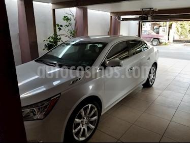 Foto venta Auto usado Buick LaCrosse 3.6L Paq C (2016) color Blanco Platinado precio $450,000