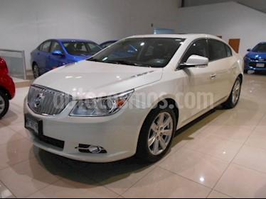 Foto venta Auto Seminuevo Buick LaCrosse PREMIUM T/A Q/C PIEL (2012) color Blanco Diamante precio $215,000