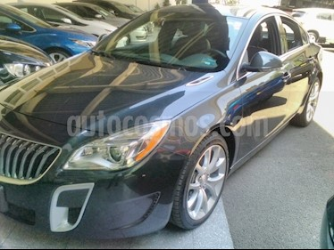 Foto venta Auto Usado Buick Regal GS (2017) color Negro precio $575,000