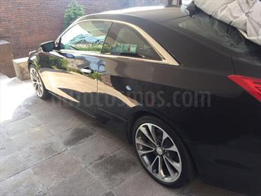 Foto venta Auto Usado Cadillac ATS Coupe 2.0L (2015) color Negro Diamante precio $465,000