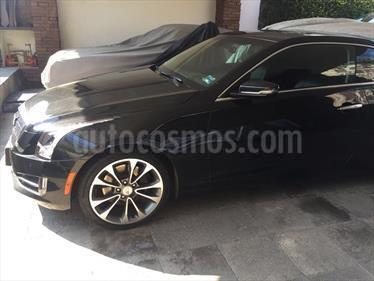Foto venta Auto Seminuevo Cadillac ATS Coupe 2.0L (2015) color Negro Diamante precio $465,000