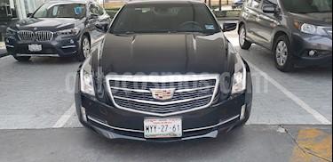 Foto venta Auto Seminuevo Cadillac ATS Coupe 2.0L (2016) color Negro precio $420,000