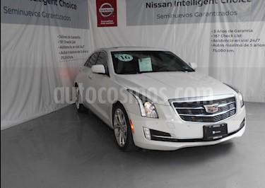 Foto venta Auto Seminuevo Cadillac ATS Paq. C (2016) color Blanco Diamante precio $490,000
