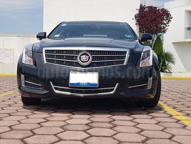 Foto venta Auto Seminuevo Cadillac ATS Premium Sport (2014) color Negro Diamante precio $410,000