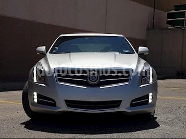 Foto venta Auto Seminuevo Cadillac ATS Premium Sport (2013) color Plata Metalico precio $325,000