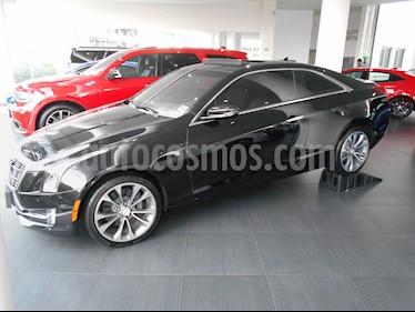 Foto venta Auto Seminuevo Cadillac ATS Premium (2017) color Negro precio $519,000