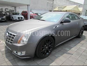 Foto venta Auto Seminuevo Cadillac CTS Coupe Paq C (318Hp) (2013) color Gris precio $325,000