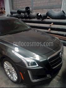 Foto venta Auto Usado Cadillac CTS Premium (2014) color Gris Metalico precio $500,000