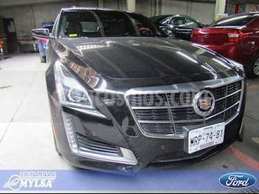 Foto venta Auto Seminuevo Cadillac CTS Premium (2014) color Negro precio $395,000
